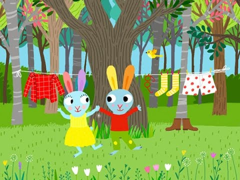 Promenons-nous dans les bois - Chansons et comptines avec Pinpin et Lili - Vidéo Dailymotion