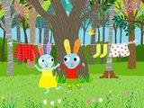 Promenons-nous dans les bois - Chansons et comptines avec Pinpin et Lili