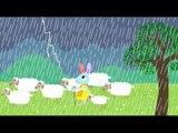 Il pleut il pleut Bergère - Les chansons de Pinpin et Lili