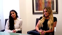 KUWTK _ Khloe Kardashian Talks Fertility Treatments & Lamar Odom