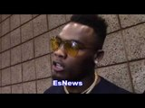 Jermell Charlos (154 vhamp) Hope Mayweather Stays At 154 After McGregor Fight EsNews Boxing