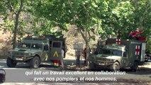 Portugal: des milliers de pompiers luttent toujours