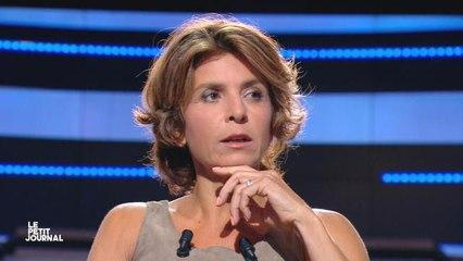 Droit dans les yeux : Anne Nivat - Le Petit Journal du 20/06 – CANAL+