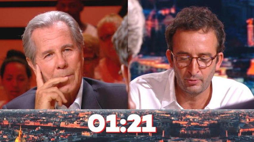L'interview sans confession de Jean-Louis Debré - Le Petit Journal du 20/06 – CANAL+