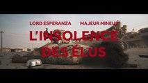Track Spirit Option Insolents - Lord Esperanza - L'insolence des Elus
