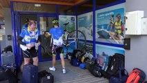 Hautes-Alpes :La Cyclo des Grandes Alpes a fait étape à Serre-Chevalier