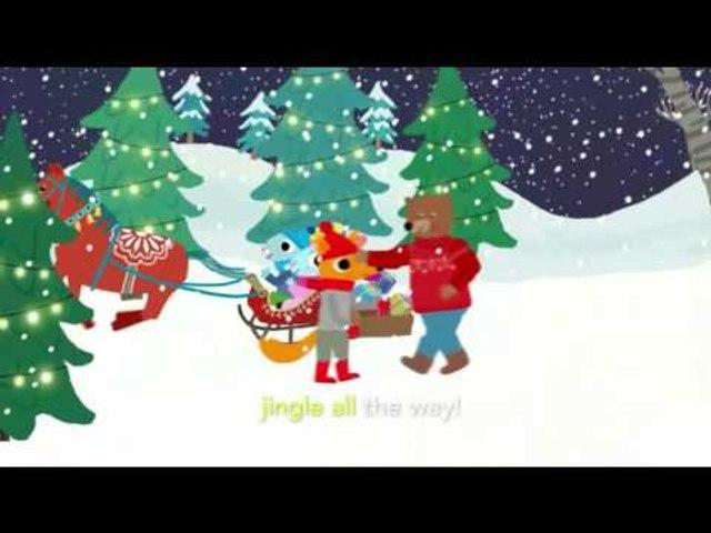 Jingle Bells - Chansons et comptines avec Pinpin et Lili
