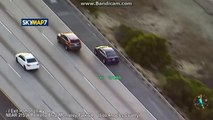 Police Chase Bell Gardens - High Speed Pursuit