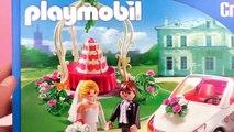 DÜĞÜN  ARABASI _ Gelin ve Damat - Playmobil Düğün Seti Türkçe Unboxing!