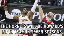 Hawks Trade Dwight Howard To Hornets For Miles Plumlee