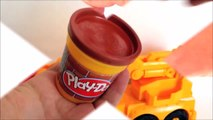 Play Doh Diggin Rigs Buster the Power Crane Wrecking Bal