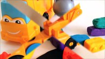 Play Doh Diggin Rigs Buster the Power Crane Wrecking Ball