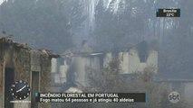 Portugal: Plano de incêndios não é avaliado há quatro anos