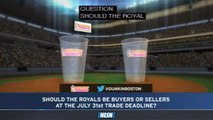 Dunkin' Donuts Poll: Should Royals Be Buyers Or Sellers At Trade Deadline?
