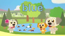 Colours For Children ,  Learn Colours, Teach Colours ,  Toddler Fun Learning