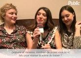 """Vidéo : Vanessa Guide : """"J'ai dû embrasser toute une demi-journée l'une de mes meilleures amies dans Le Manoir ! """""""
