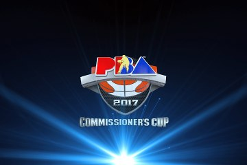 PBA Commissioner's Cup 2017 Game 1 Schedule