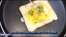 Amazing healthy breakfast _ Recipes Omelette Sandwich _ Quick Easy Breakfast recipe