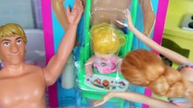 Bébé poupée échouer gelé erreur Nouveau parodie Princesse jouet Barbie ken disney anna babi
