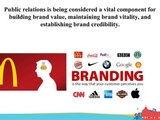 How Public Relations help in promoting a brand? By Top PR Agency