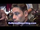 chris algieri on being a kick boxer vs boxing EsNews