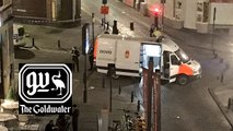 Terror Attack : Belgian Troops Shoot Assailant in Foiled Terror Attack on Brussels Train Station