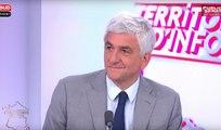 Hervé Morin - Territoires d'infos (21/06/2017)