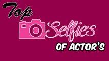 Celebrity selfies : Top Celebrities Craziest Selfies | Filmibeat Telugu
