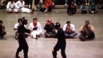 Les images de l'unique combat de Bruce Lee !
