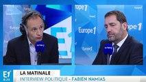 Remaniement, François Bayrou, fête de la musique : Christophe Castaner répond aux questions de Fabien Namias