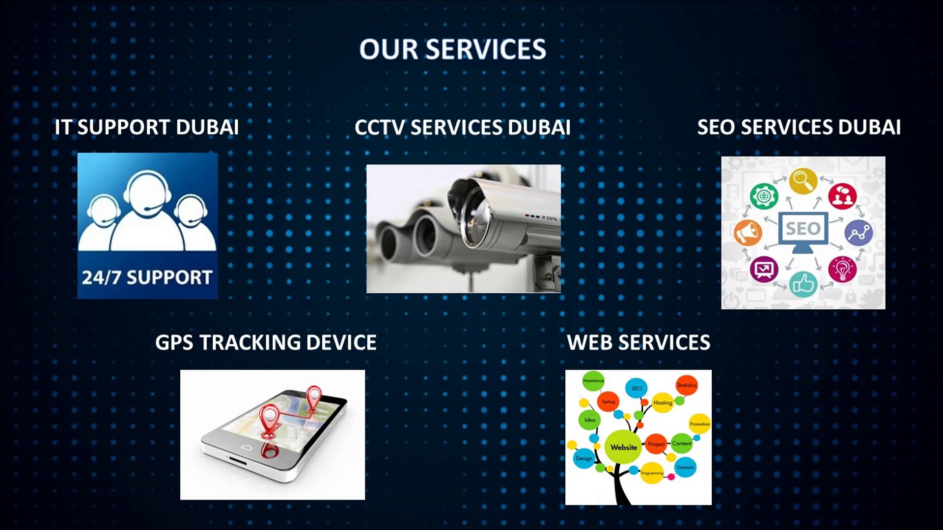 IT Support Services in Dubai – VRS TECH.