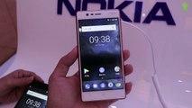 Nokia hồi sinh tại Việt Nam với Nokia 3, Nokia 5 và Nokia 6