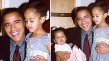 Barack Obama Shared The Sweetest Message On Father's Day