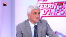 Hervé Morin : « En politique, tant que vous n'est pas mort physiquement vous n'êtes jamais mort »
