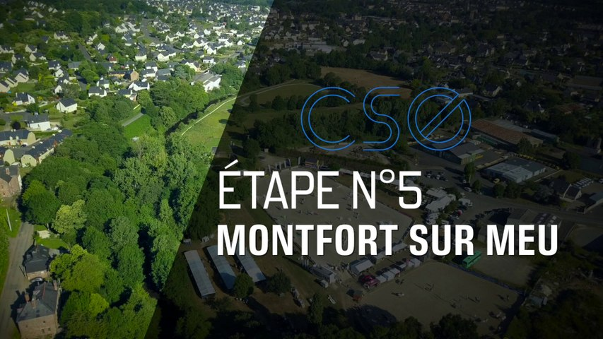 GRAND NATIONAL LE MAG: CSO n°5 à Montfort-sur-Meu