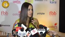 Neha Dupia At Sub Crowning Of Miss India Contestants