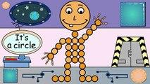 Formes chansons garderie rimes pour enfants et enfants Apprendre formes par enfants la télé