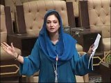 PTI MPA Dr Seema Zia Speech in Sindh Assembly Budget Session