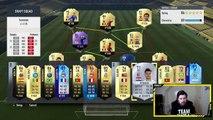 MY DRAFT IS BROKEN! FIFA 17 Ultimate Team Draft To Glory #88