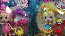 Et pour shopkins nouveaux ensembles de contes de fées pour enfants