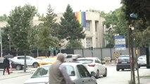 ABD Ankara Büyükelçiliği'ne Lgbt Bayrağı Asıldı