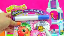 Couleur doris découverte imaginer encre stylo photos arc en ciel Disney pixar shopkins surprise