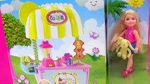 Un et un à un un à et compétition sa est est est limonade met supporter jouets Barbie chelsea tommy