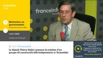 """Charles de Courson (UDI) : """"ceux qui préconisent une opposition frontale n'ont rien compris"""""""