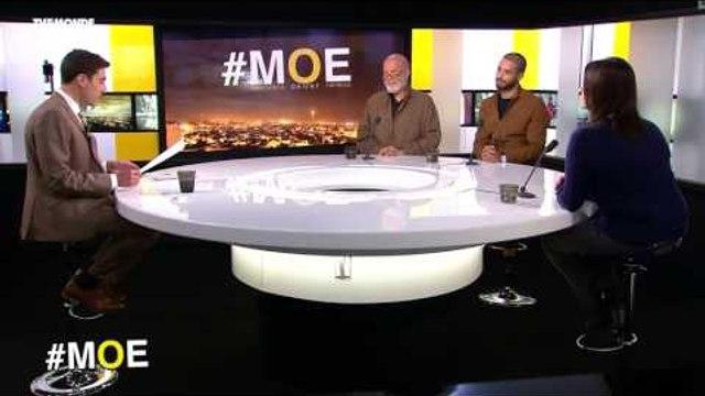 Intégrale #MOE du 23/04/17 : Hiam Abbass, Rachid Koraïchi, Rochdi Belgasmi, Zoulikha Tahar