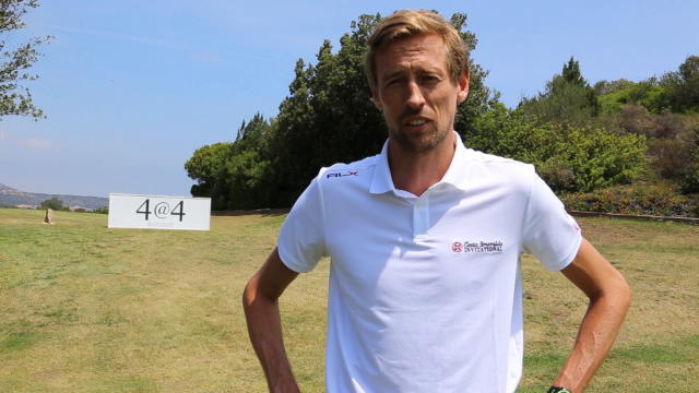 Peter Crouch – I'd risk my life on Glen Johnson's putting