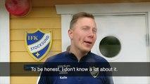 Interview Kalle Ekstam Sports Director girls IFK Stocksund