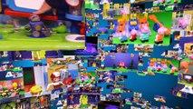 Aventure bulles dessin animé filles kidnappé manque de réseau parodie jouet vidéo powerpuff octy