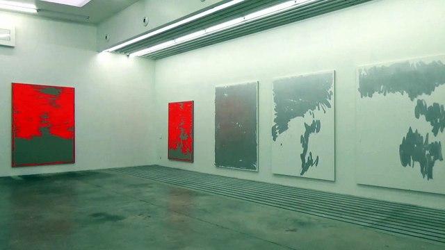 HUGO CAPRON - Interview à la Galerie Barnoud - Entrepôt 9