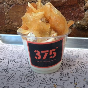 Potato chip soft serve is the latest NYC food trend [Mic Archives]
